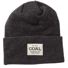 Coal The Uniform Beanie - Charcoal