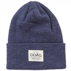Coal The Uniform Beanie - Heather Navy
