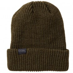 Coal The Stanley Beanie - Heather Olive