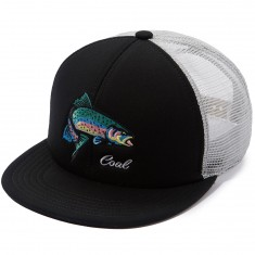 Coal The Wilds Hat - Black/Rainbow