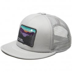 Coal The Hauler Hat - Light Grey