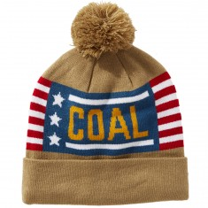 Coal The Downhill Beanie - Khaki