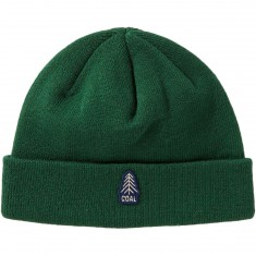 Coal The Junior Beanie Beanie - Forest Green