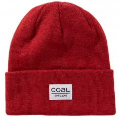 Coal The Standard Beanie - Heather Red