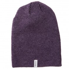 Coal The Frena Solid Beanie - Heather Purple
