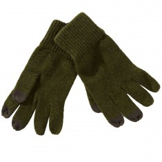 Coal The Randle Gloves - Olive