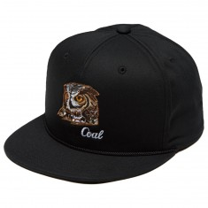 Coal The Wilderness SP Hat - Black (Owl)