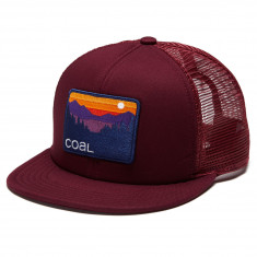Coal The Hauler Hat - Wine