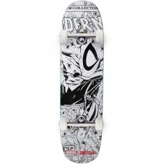 """Grizzly X Spiderman Ink Skateboard Complete - 8.375"""""""