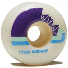 Wayward Finish Line Bledsoe Skateboard Wheels - Sky - 53mm