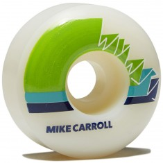 Wayward Finish Line Carrol Skateboard Wheels - Teal - Slim 52mm