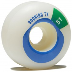 Wayward Flat Boy Rodrigo TX Skateboard Wheels - Green - 51mm