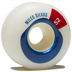 Wayward Flat Boy Miles Skateboard Wheels - Salmon - 52mm
