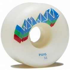 Wayward Three Stacks Puig Skateboard Wheels - Spring - 53mm