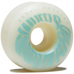 Wayward Adjuster Fairfax Skateboard Wheels - Grey/Ocean - Full 51mm