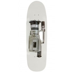 Skate Mental VX Cruiser Skateboard Deck - White