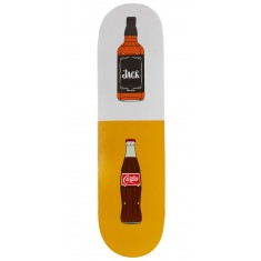 Skate Mental Jack N Coke Skateboard Deck - 8.25""