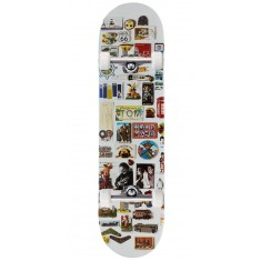 Skate Mental Magnets Tom K Skateboard Complete - 8.125""