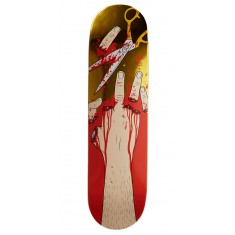 Skate Mental Cut Off Fingers Skateboard deck - 8.25""
