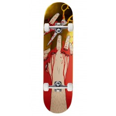 Skate Mental Cut Off Fingers Skateboard Complete - 8.25""