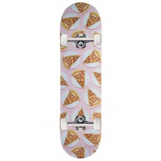 Skate Mental Pizza Slice Skateboard Complete - 8.25""