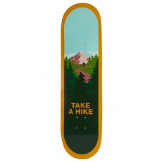 Skate Mental Take A Hike Skateboard Deck - 8.625""