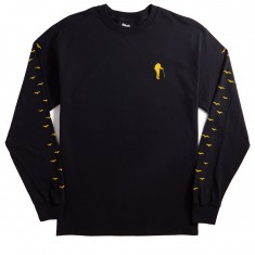 Skate Mental Take A Stroll Longsleeve T-Shirt - Black