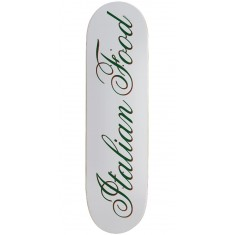 Skate Mental Italian Food Skateboard Deck - 8.375""