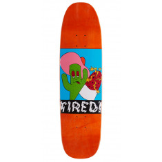 Tired Cactus Popsicle On Chuck Skateboard Deck - 8.625""