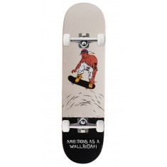 Skate Mental Wallridah Skateboard Complete - Tom K - 8.25""