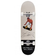 Skate Mental Wallridah Skateboard Complete - Tom K - 8.50""