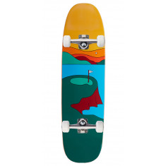 """Tired Chuck On Golf Skateboard Complete - 8.625"""""""