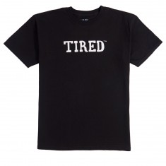 Tired Dropout T-Shirt - Black
