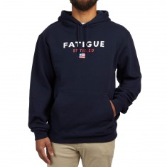 Tired Fatigue Hoodie - Navy