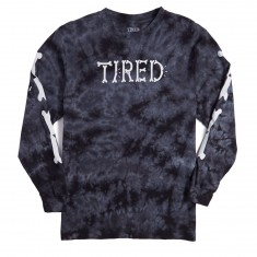 Tired Bones Long Sleeve T-Shirt - Black