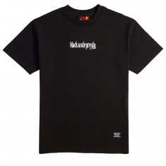 Grizzly X BLVCK Repeat T-Shirt - Black