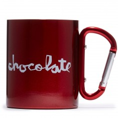 Chocolate Carabiner 10oz Cup - Non Color