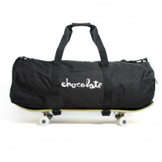 Chocolate Chunk Skate Carrier Bag - Black