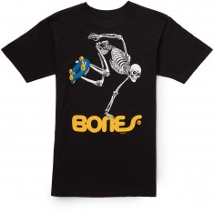 Powell-Peralta Skateboard Skeleton T-Shirt - Black