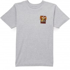 Powell-Peralta Cab Street Dragon T-Shirt - Grey