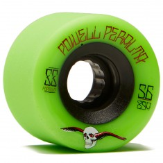 Powell Peralta G-Slides Longboard Wheels - Green - 56mm 85a