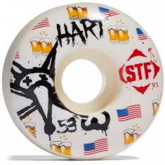 Bones STF Hart Cheers Skateboard Wheels - 53mm