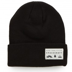 Spacecraft Otis Beanie - Black
