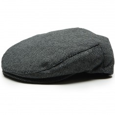 Brixton Hooligan Snap Hat - Grey/Black