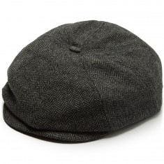 Brixton Brood Snap Hat - Grey/Black