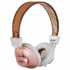 House of Marley Positive Vibration Headphones - Copper