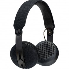 House Of Marley Rise BT Headphones - Black
