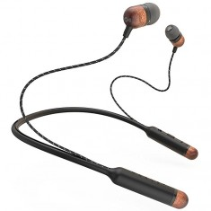 House Of Marley Smile Jamaica BT Headphones - Signature Black