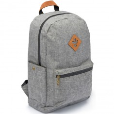 Revelry Escort Backpack - Crosshatch Grey