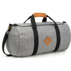 Revelry Overnighter Duffle Bag - Crosshatch Grey